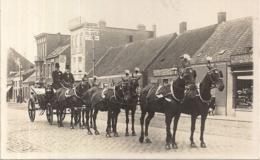 """ANVERS-ANTWERPEN """"FOTOKAART-JOOSEN-ZADEL-GAREELMAKERIJ-1923 - Antwerpen"""