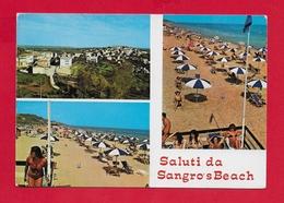 CARTOLINA NV ITALIA - Saluti Da Sangro's Beach - TORINO DI SANGRO - Lido Le Morge - 10 X 15 - Chieti
