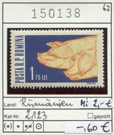 Rumänien - Roumanie - Romina - Rominia - Michel 1689 - ** Mnh Neuf Postfris - Schweine Pigs - 1948-.... Republiken