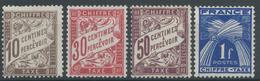 Lot N°49290  N°29-33-37-70, Neuf Sans Gomme - Postage Due
