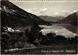 CPM Lago Di S. Croce Panorama ITALY (802360) - Altre Città