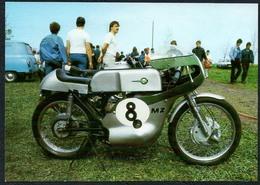 C6409  - TOP  Schleizer Dreieck Rennen - MZ 125 Cm -  Reichenbach DDR - Motorcycle Sport