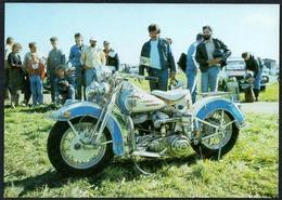 C6410  - TOP  Schleizer Dreieck Rennen - Harley Davidson -  Reichenbach DDR - Motorcycle Sport