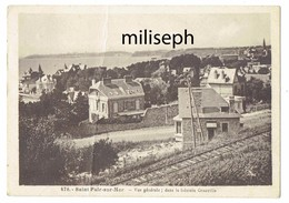 SAINT-PAIR-SUR-MER - Vue Générale - Dans Le Lointain: Granville - Editeur: Laurent Nel - Rennes    (4502) - Saint Pair Sur Mer