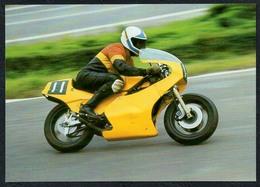 C6421 - TOP Dirk Kaduk - Schleizer Dreieck Rennen - Haarnadelkurve - Reichenbach DDR - Motorcycle Sport