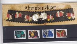 Denmark, SM 12, Souvenir Folder, Danish Jewelry, 1993   Can Be Used For Postage From Denmark, Postal Value 21 Kr - Denmark
