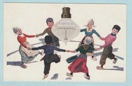 Carte Publicitaire- Philips Projector ( Voir Verso ) - Publicité