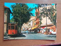 Trein, Train / Mallorca, Port De Soller -> Unwritten - Trenes