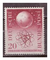 Bund 1955, Nr. 214, Postfrisch - BRD
