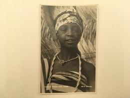 NIGERIA - KANO - HAUSA GIRL - SABENA - Nigeria