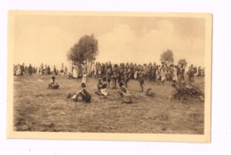 Ruanda.Astrida.Un Coin Du Marché Indigène. - Ruanda-Burundi
