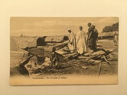 MALI - TOMBOUCTOU - SUR LES QUAIS DE KABARA - Mali