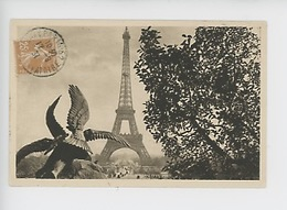 Paris En Flanant : La Tour Eiffel (n°67 Yvon) - Tour Eiffel