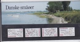 Denmark, SM 17, Souvenir Folder, Islands, 1995   Can Be Used For Postage From Denmark, Postal Value 23 Kr - Denmark