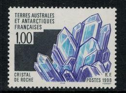 T.A.A.F. // 1998 //  No.226 Y&T Neuf**  Cristallisation Minérale - Neufs
