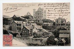 - CPA TANANARIVE (Madagascar) - Vue Du Rova Et Du Palais De L'ex-Reine Ranavalo 1904 - Edition Couadou N° 62 - - Madagascar