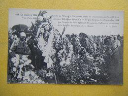 CHAUCONIN NEUFMONTIERS. La Guerre 1914-1915. La Bataille De L'Ourcq. La Grande Tombe. - Otros Municipios