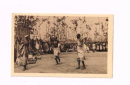 Ruanda.Danses Chez Musinga. - Ruanda-Urundi