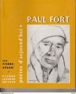 Pierre Béarn -Paul Fort - Culture