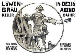 @@@ MAGNET - Löwenbräukeller - Advertising