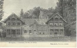 EVERGEM : Chateau De Mr. De Mr. De Gilly - Evergem