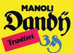 @@@ MAGNET - Manoli Dandy Trustfrei 3 Pf - Advertising