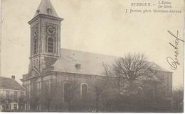 EVERGEM  : L'Eglise - De Kerk - Cachet De La Poste 1906 - Evergem