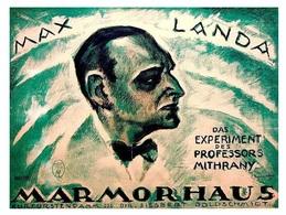 @@@ MAGNET - Max Landa  Marmorhaus - Advertising