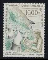 T.A.A.F. // 1999 //  No.243 Y&T Neuf**  Nids Artificiels Pour Albatros - Neufs