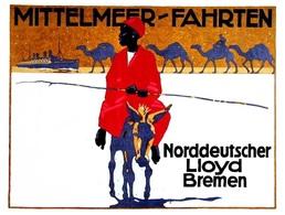 @@@ MAGNET - Mittelmeer-Fahrten - Advertising