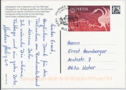 2009 - Tag Der Briefmarke - Journée Du Timbre - Giornata Del Francobolli - BULLE  - Schweiz -Suisse - Svizzera - Tag Der Briefmarke