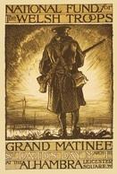 @@@ MAGNET - National Fund  Welsh Troops - Advertising