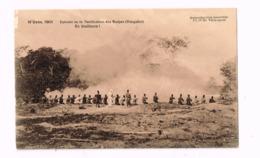 N'Deke 1901.Episode De La Pacification Des Bangalas.En Tirailleurs. - Congo Belga - Otros