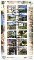 Serie Nº2597/608  Used Venezuela - Trenes