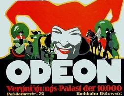 @@@ MAGNET - Odeon - Advertising
