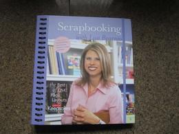 SCRAPBOOKING LISA BEARNSON AMERICAN KEEPSAKES +CD SC033 - Scrapbooking