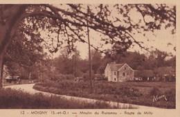 MOIGNY - Moulin Du Ruisseau - Route De Milly - France