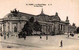 PARIS  LE GRAND PALAIS - Arrondissement: 08