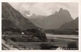 Romsdalshorn - Romsdalen - Pologne