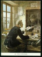 AKx Post Office Counter, 1854 - Poste & Facteurs
