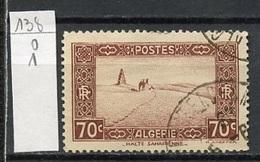 Algérie - Algerien - Algeria 1938-41 Y&T N°138 - Michel N°141 (o) - 70c Halte Saharienne - Algérie (1924-1962)