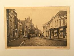 ROOSENDAAL - MARKT 1919 - Roosendaal
