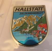 Ecusson Autocollant HALLSTATT - Autocollants