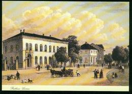 AKx Post Office, Hanau Around 1860 - Poste & Facteurs