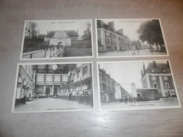 Beau Lot De 10 Cartes Postales De France  Pas - De - Calais        Mooi Lot Van 10 Postkaarten Van Frankrijk  - 10 Scans - Cartes Postales