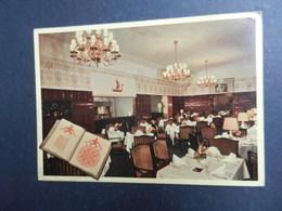 19944) DANIMARCA COPENHAGEN RESTAURANT VIKING PALACE HOTEL VIAGGIATA BOLLO ASPORTATO - Danimarca