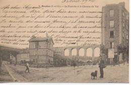 92 MEUDON  La Fourche Et Le Chemin Du Val - Meudon