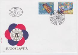 Yugoslavia FDC 1977 Europa CEPT  (G100-41) - Europa-CEPT