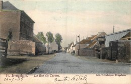 Belgique - Brugelette - La Rue Des Carmes - Couleurs - Brugelette