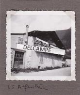 ARGENTIÈRE 1930/40 - Photo Originale D'un Vieux Chalet ( Haute Savoie ) - Lieux